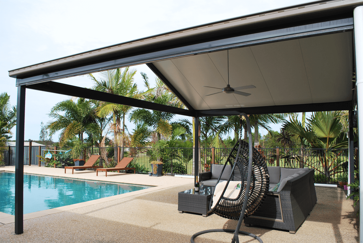 patios outdoor pool entertaining signature outdoor living