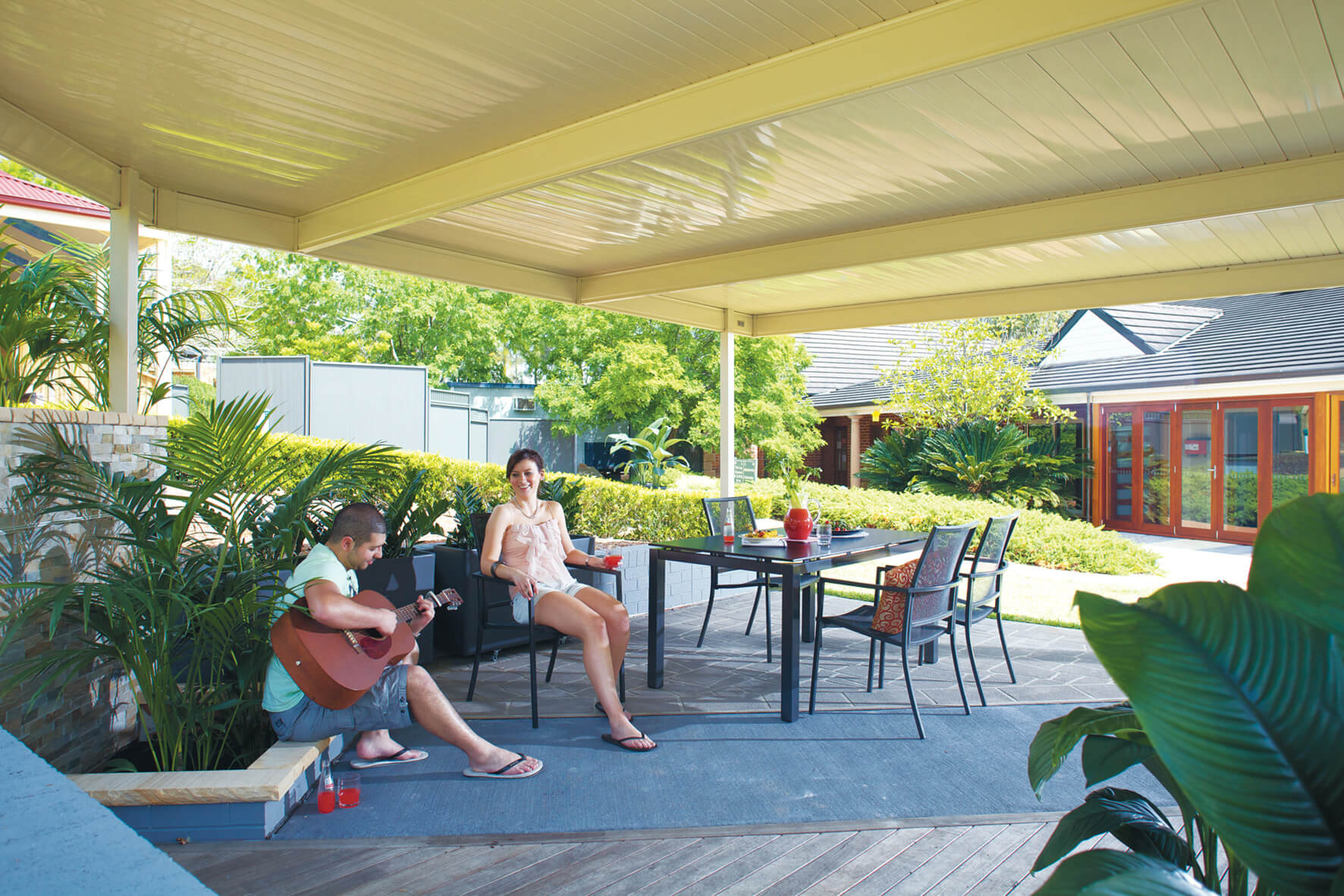 Signature Outdoor Living Patios Carports Outdoor Entertaining